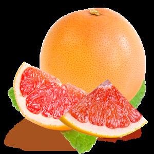 Grapefruit Quarter Slices
