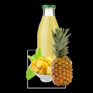 pure pineapple juice