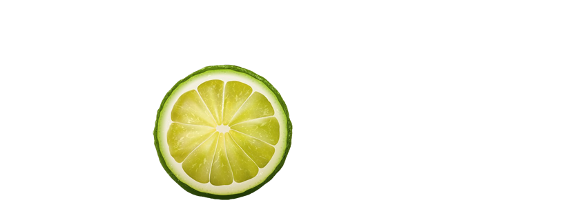 Limes Chopped